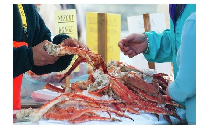 Mercado de Pescado de Bergen / CH - Visitnorway.com
