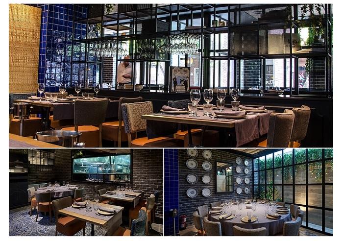 Ambientes restaurante Montes de Galicia, Madrid