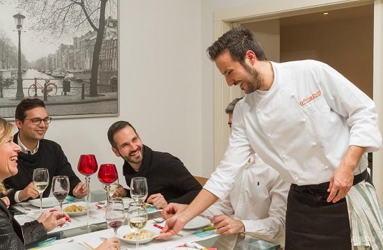 Takeachef.com pone un chef a domicilio en tu vida