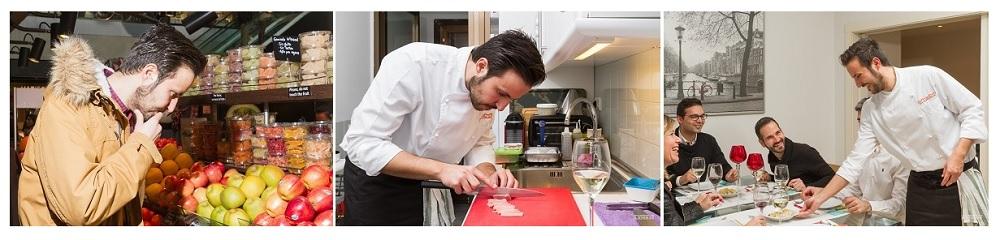Take a chef todo incluido