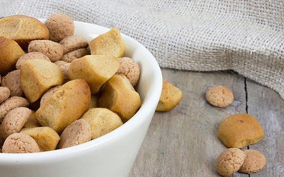 Pepernoten, galletas de Navidad típicas de Holanda