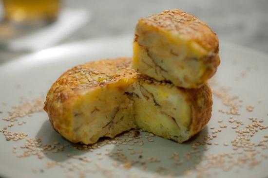 Jornadas Gastronómicas de la Tortilla de Patata en Triball