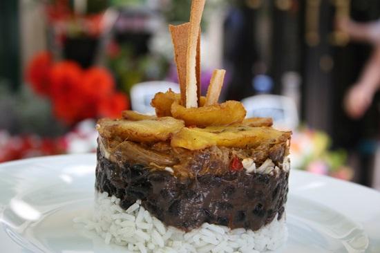 El mundo a bocados la cuchara cocina venezolana en madrid for Cocina venezolana