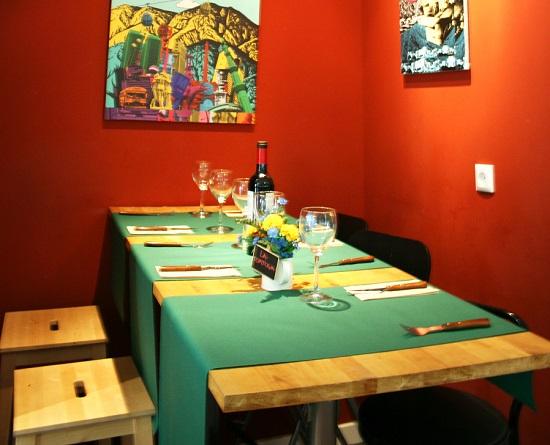 La Cuchara, cocina venezolana en Madrid