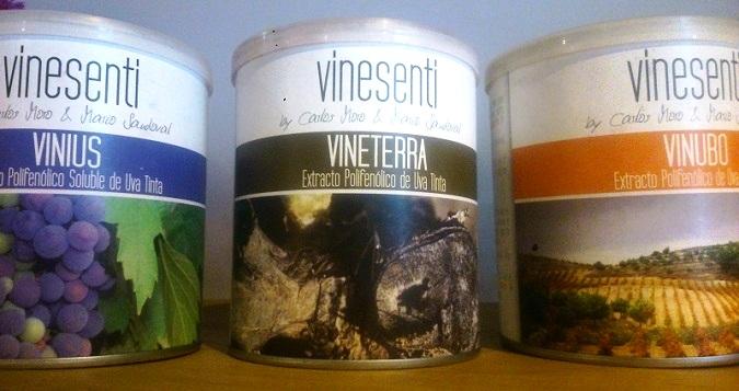 VINESENTI, extracto de uva para enriquecer tus recetas