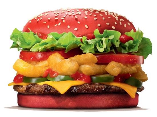Angriest Whopper de Burger King
