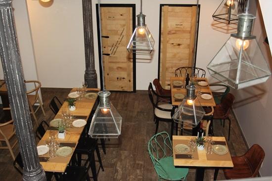 Top 10, un restaurante en el que los clientes elaboran la carta