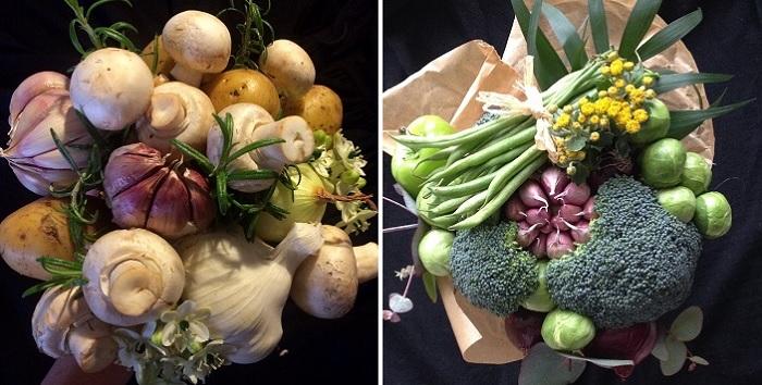 Verduras de la huerta. Productos de temporada en Top 10