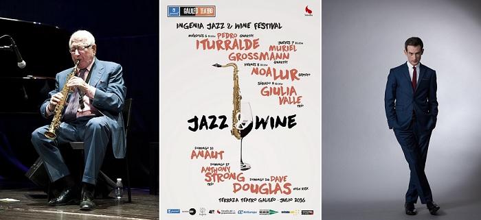 Festival Jazz & Wine 2016