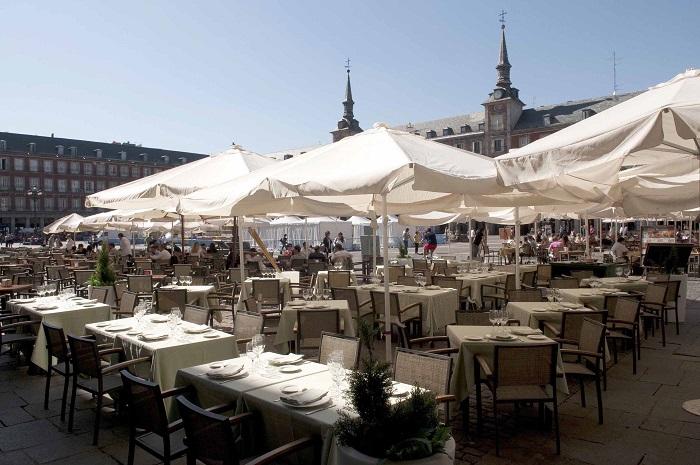 5 terrazas para disfrutar del verano de Madrid