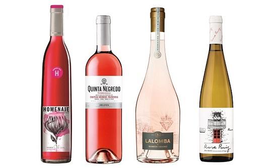 4 vinos para el verano