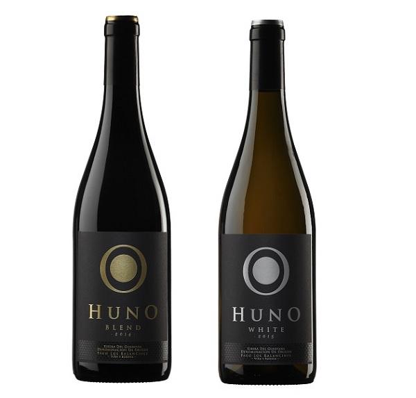 Vinos Huno Blend y Huno White, de Pago los Balancines
