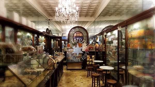 Confitería El Riojano, en Madrid