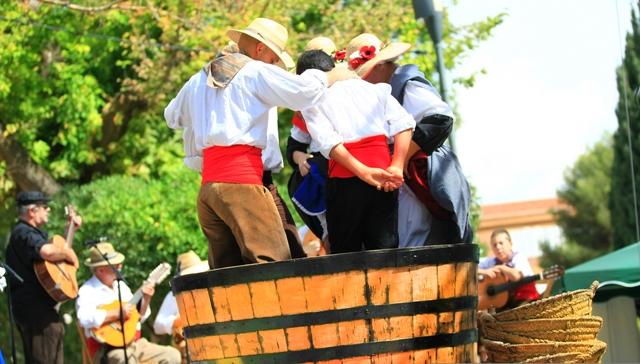 El mundo a bocados feria del vino de yecla 2018 for Feria del mueble de yecla