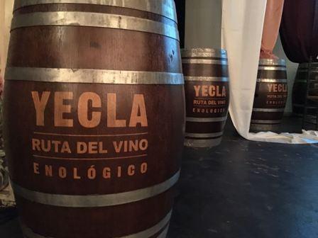 Feria del vino de Yecla 2018