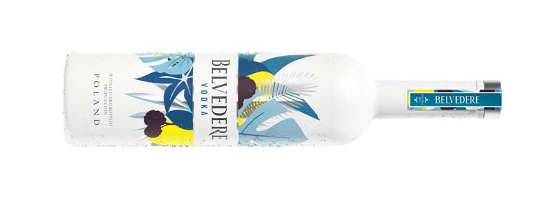 Belvedere Vodka edición limitada